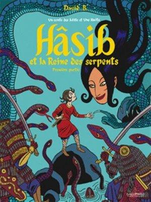 Hâsib et la Reine des serpents édition simple