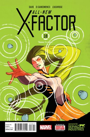 All-New X-Factor 18