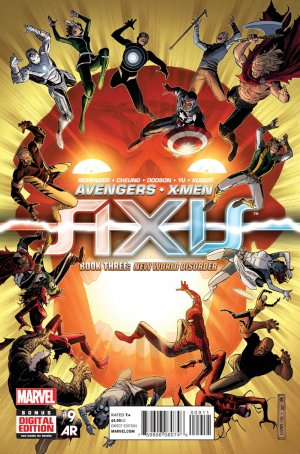 Axis # 9 Issues (2014)