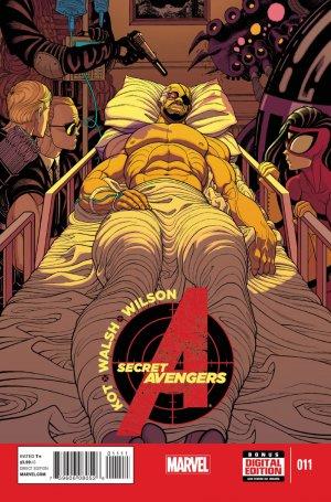 Secret Avengers # 11 Issues V3 (2014 - 2015)