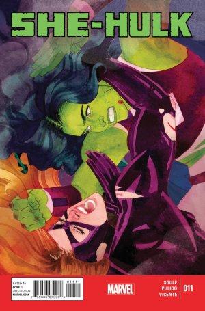 Miss Hulk # 11 Issues V3 (2014 - 2015)