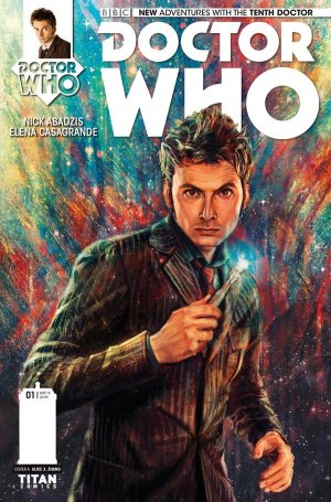 Doctor Who - The Tenth Doctor édition Issues (2014 - Ongoing)
