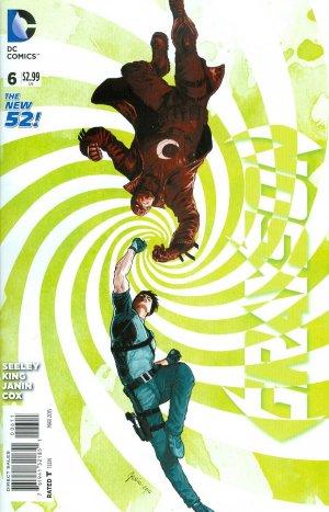Grayson # 6 Issues V1 (2014 - 2016)