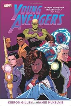 Young Avengers édition Intégrale