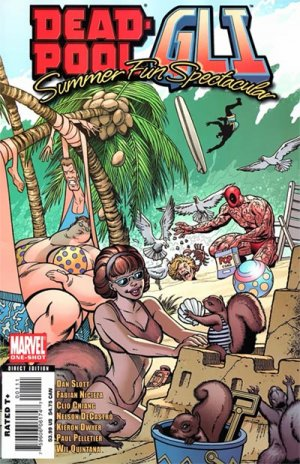 Deadpool / GLI - Summer Fun Spectacular édition Issues