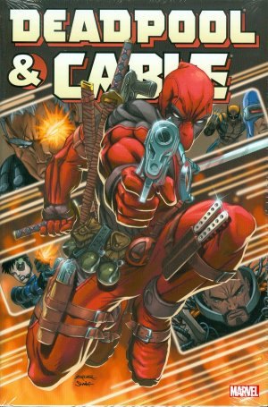 Cable / Deadpool édition TPB Hardcover - Intégrale
