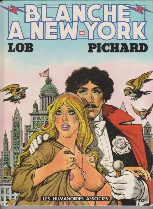 Blanche à New-York édition Simple