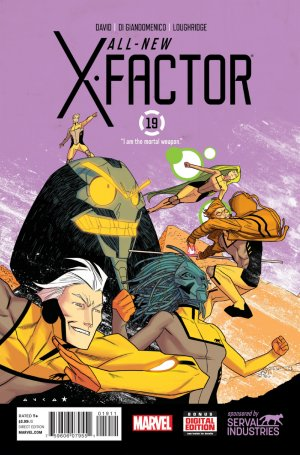 All-New X-Factor 19
