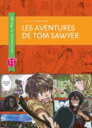 Les aventures de Tom Sawyer (Classiques en manga)