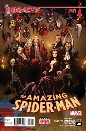 The Amazing Spider-Man # 12 Issues V3 (2014 - 2015)