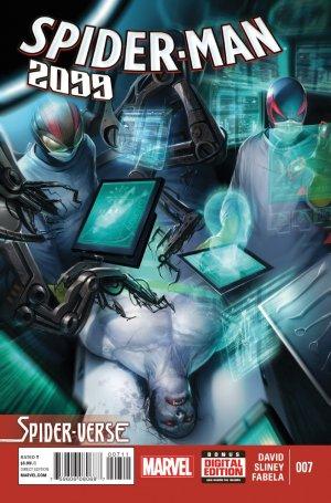Spider-Man 2099 # 7 Issues V2 (2014 - 2015)