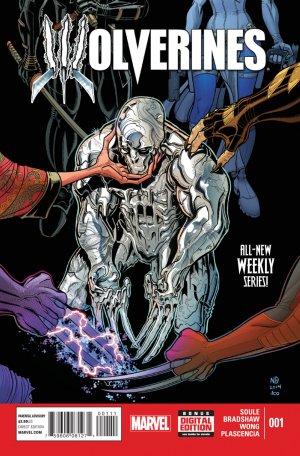 La mort de Wolverine - Wolverines édition Issues V1 (2015)