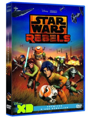 Star Wars Rebels édition Episode Pilote