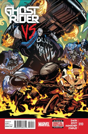 All-New Ghost Rider # 10 Issues (2014 - 2015)