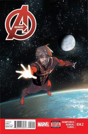 Avengers # 34.2 Issues V5 (2012 - 2015)