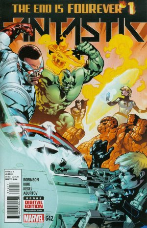 Fantastic Four édition Issues V1 Suite (2015)