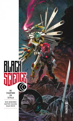 Black Science # 1