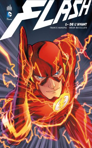 Flash # 1 TPB hardcover (cartonnée) - Issues V4