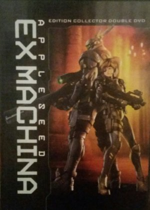 Appleseed - Ex Machina édition collector double