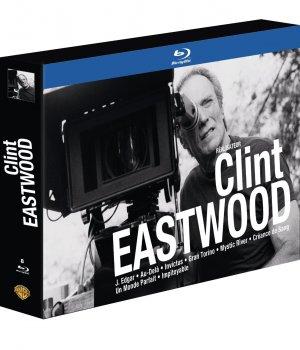 Clint Eastwood réalisateur édition Coffret 8 Blu-ray [Édition Limitée]