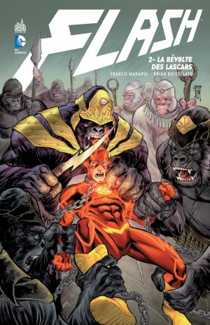 Flash # 2 TPB hardcover (cartonnée) - Issues V4