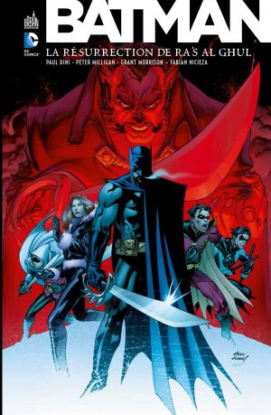 Batman - La Résurrection de Ra's Al Ghul édition TPB hardcover (cartonnée)