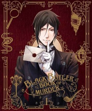 Black Butler - Book of Murder édition Limited Edition