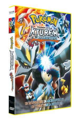 Pokémon - Film 15 : Kyurem vs. la lame de la justice édition Simple