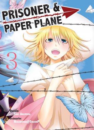 couverture, jaquette Prisoner & Paper Plane 3  (Komikku Editions) Manga