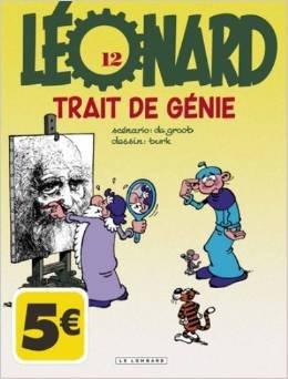 Léonard édition Réédition