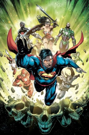 Justice League # 39 Issues V2 - New 52 (2011 - 2016)