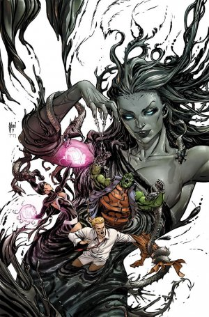 Justice League Dark # 39 Issues V1 (2011 - 2015) - Reboot 2011