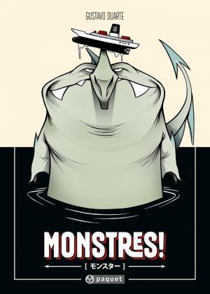 Monstres ! édition simple