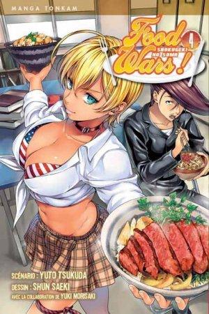 Food wars ! T.4