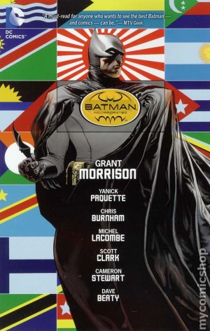 Batman Incorporated édition TPB softcover (souple) - Issues V1