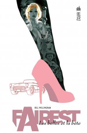 Fairest - Les Belles et la Bête édition TPB hardcover (cartonnée)