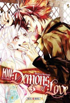 couverture, jaquette 100 Demons of Love 3  (soleil manga) Manga