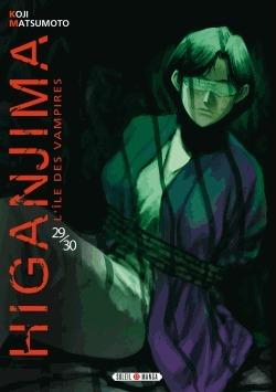 couverture, jaquette Higanjima 29  (soleil manga) Manga