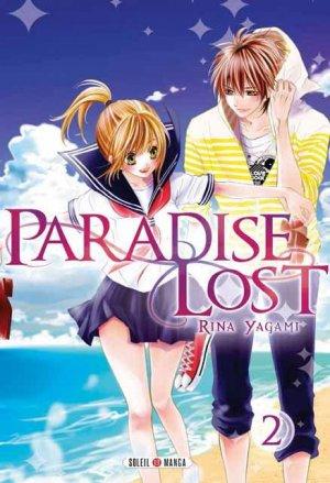 couverture, jaquette Paradise Lost 2  (soleil manga) Manga