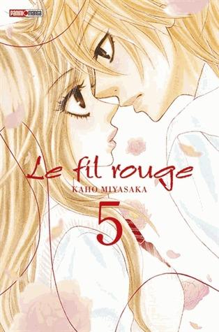 couverture, jaquette Le Fil Rouge 5  (Panini manga) Manga