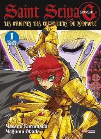 Saint Seiya Episode G édition Volumes doubles