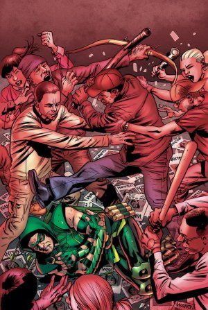 Green Arrow # 39 Issues V5 (2011 - 2016)