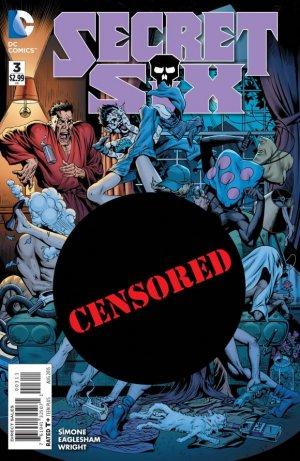 Secret Six # 3 Issues V4 (2015 - 2016)