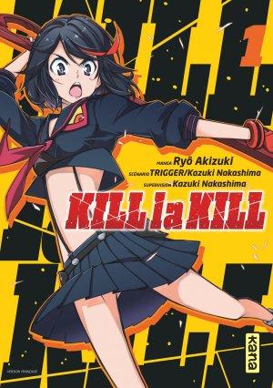 Kill la Kill édition Simple