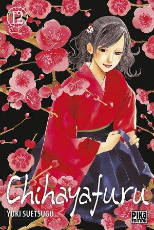 Chihayafuru T.12