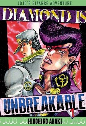 Jojo's Bizarre Adventure édition Partie 4 Diamond is unbreakable