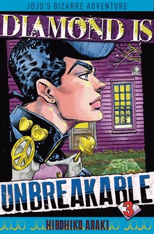 couverture, jaquette Jojo's Bizarre Adventure 3 Partie 4 Diamond is unbreakable (Tonkam) Manga