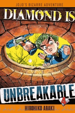 couverture, jaquette Jojo's Bizarre Adventure 4 Partie 4 Diamond is unbreakable (Tonkam) Manga