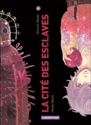 couverture, jaquette La cité des esclaves 4  (casterman manga)