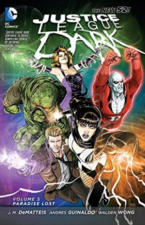 Justice League Dark - Futures End # 5 TPB softcover (souple) - Issues V1